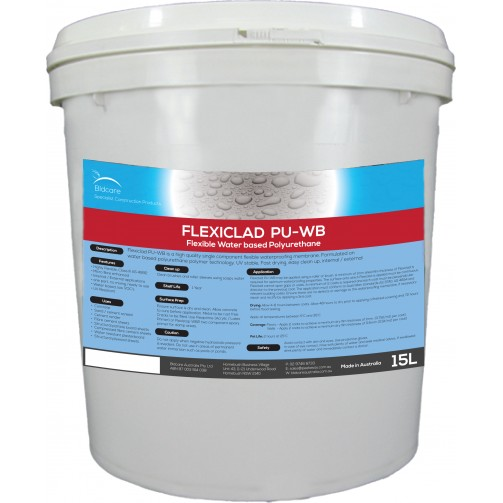 Flexiclad PU-WB Flexible Water-based Polyurethane Membrane